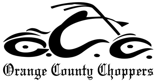 Orange County Choppers Decal