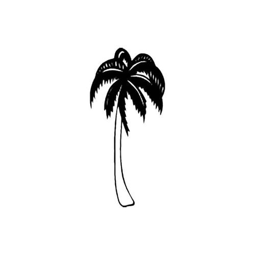 Palm Tree C S Decal