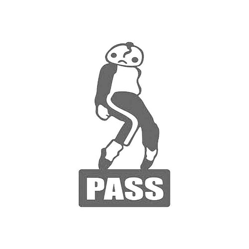 Pass Jdm Jdm S Decal