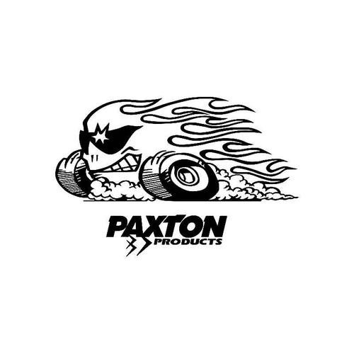 Paxton Logo Jdm Decal