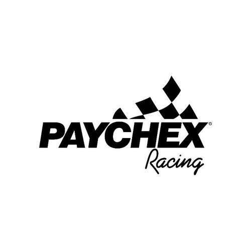 Paychex Racing Logo Jdm Decal