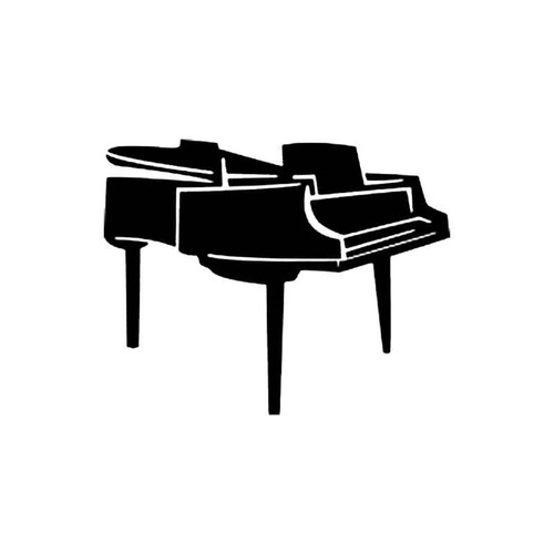Piano S Decal