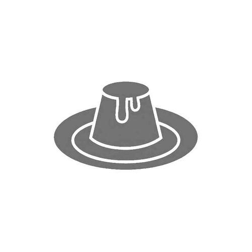 Pilgram Hat 1 Decal