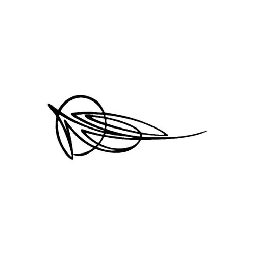 Pinstriping Ag S Decal
