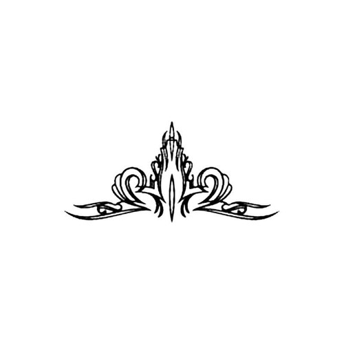Pinstriping Bs S Decal