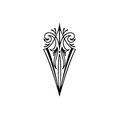 Pinstriping Bw S Decal