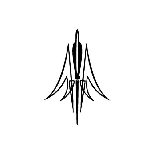 Pinstriping Dn S Decal
