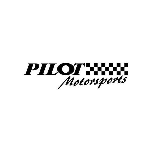 Piolet Motorsports Logo Jdm Decal