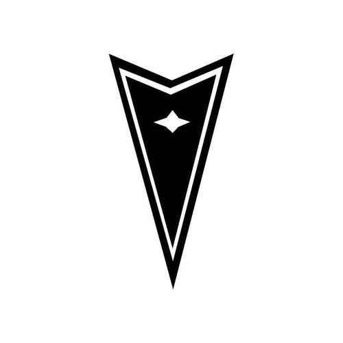 Pontiac Logo Logo Jdm Decal