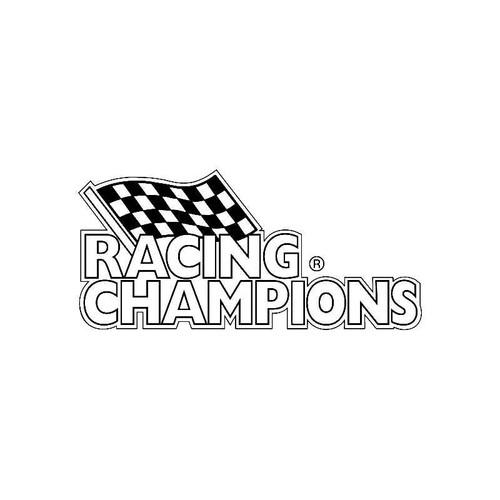 Racing Champions Logo Jdm Decal