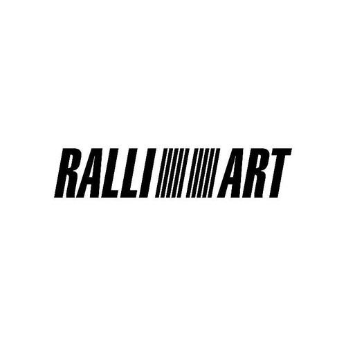 Rally Art Logo Jdm Decal