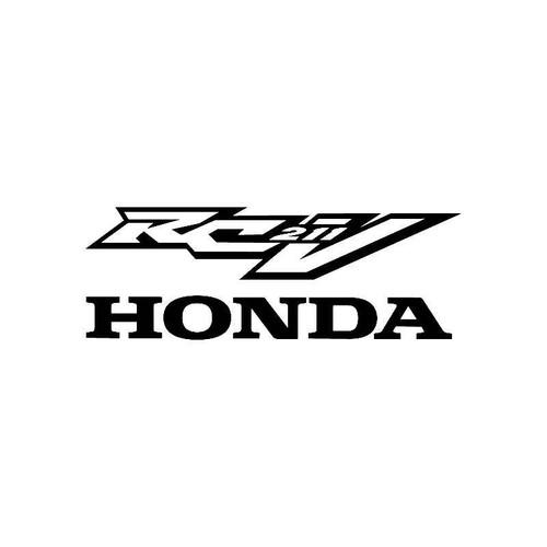 Rc211V Honda Logo Jdm Decal