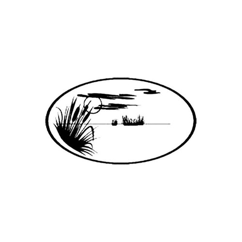 Reed Pond S Decal
