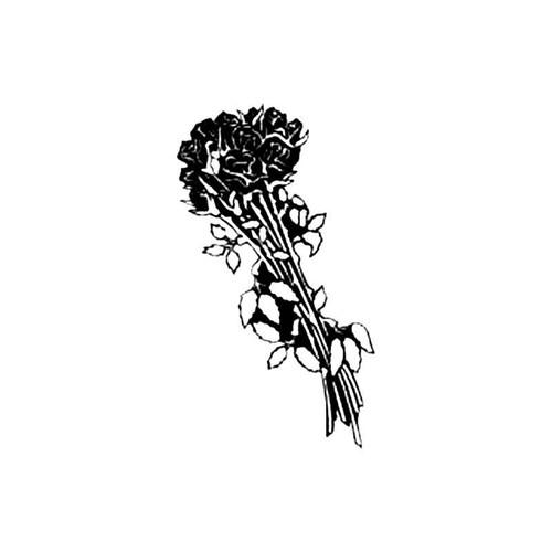 Rose B S Decal