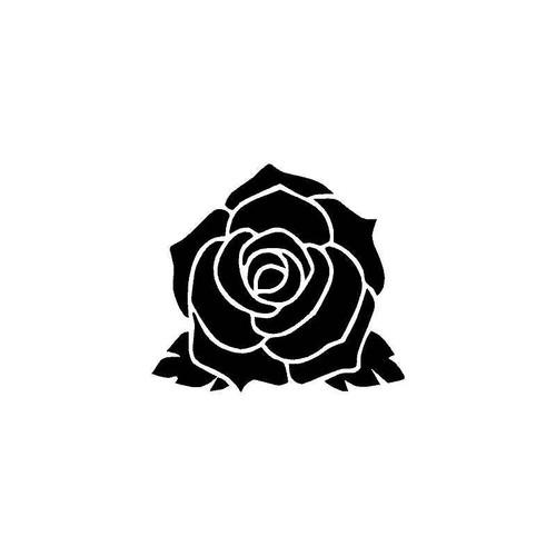 Rose Bloom Decal
