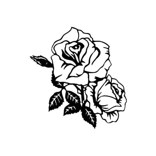 Rose C S Decal