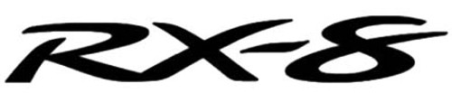 RX-8 Logo