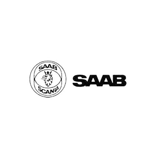 Saab Scania B S Decal