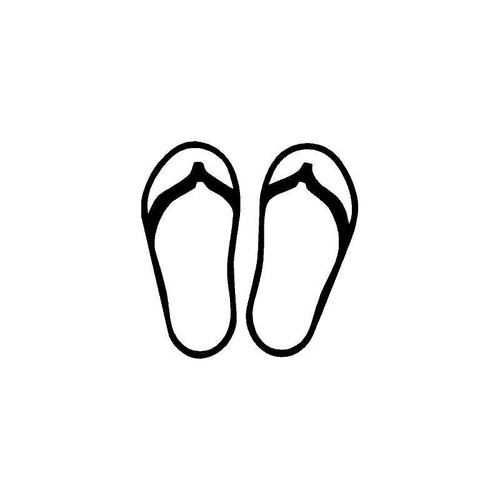 Sandals 3 Decal