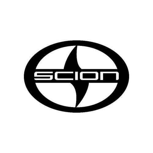 Scion Logo Jdm Decal