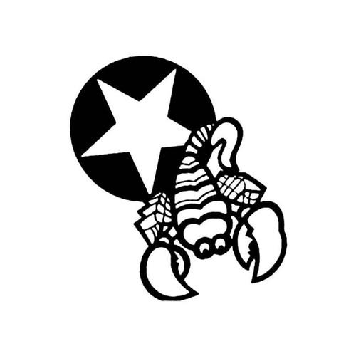 Scorpio S Decal