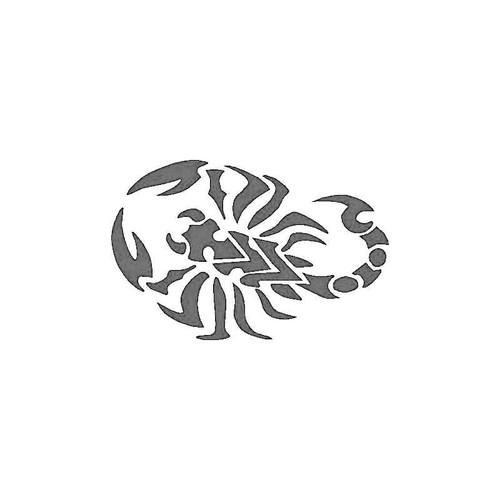 Scorpion 1 Decal