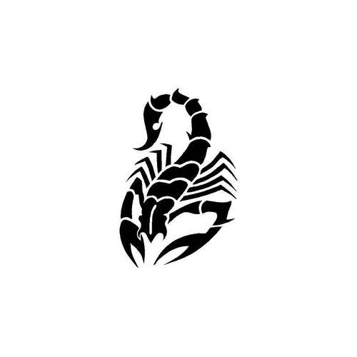 Scorpion 3 Decal