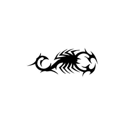 Scorpion 7 Decal