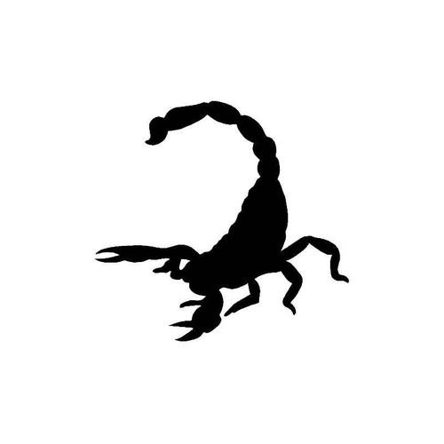 Scorpion 9 Decal