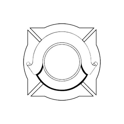Shield E S Decal
