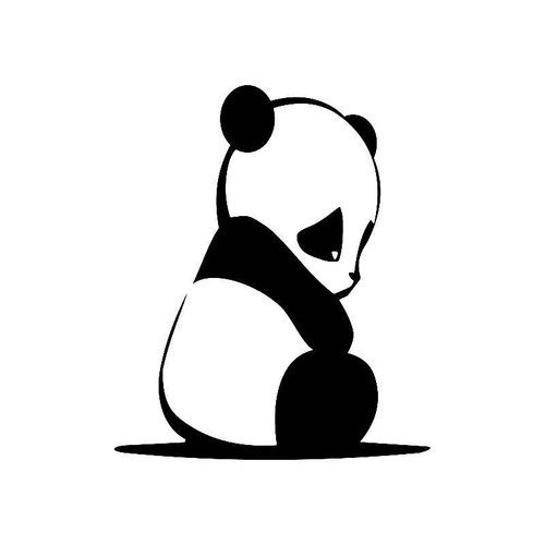 Shy Panda Jdm Jdm S Decal