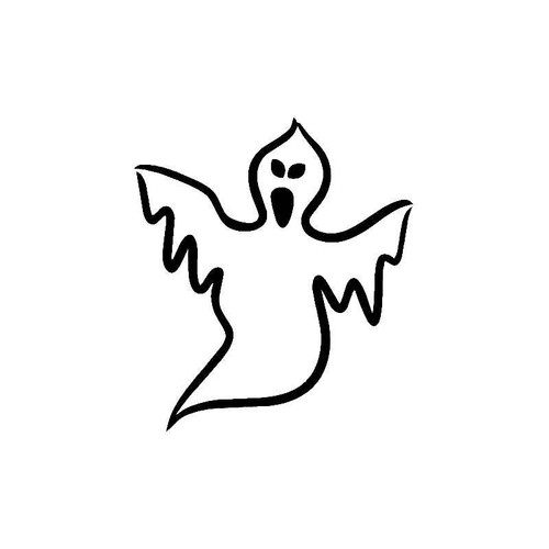 Simple Ghost Decal
