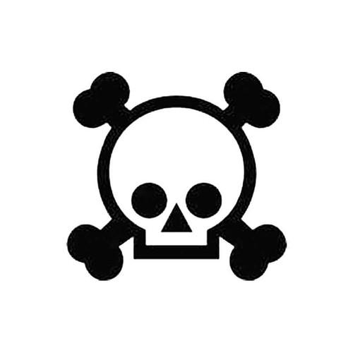 Skull Ao S Decal