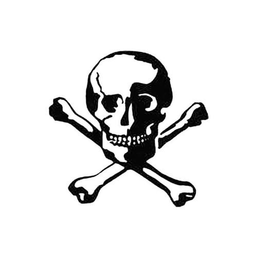 Skull Ap S Decal