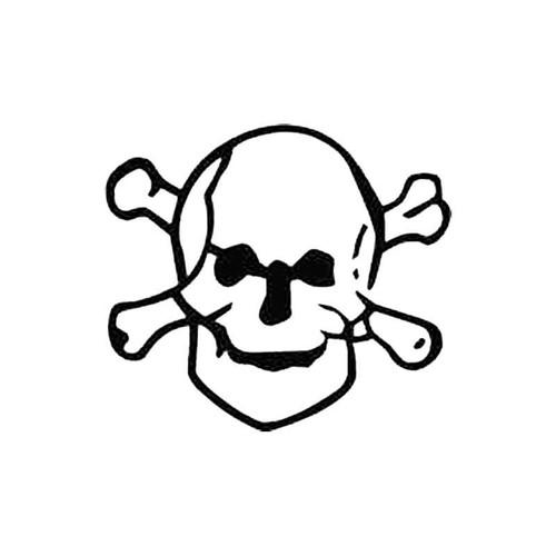 Skull Ar S Decal