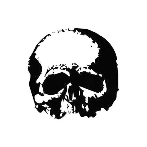 Skull Ax S Decal