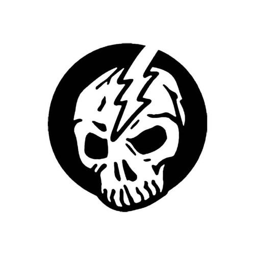Skull Bj S Decal