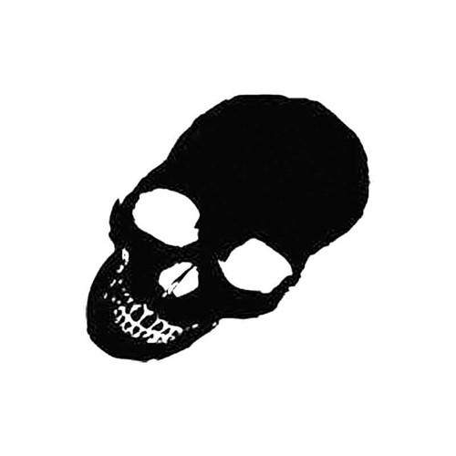 Skull C S Decal