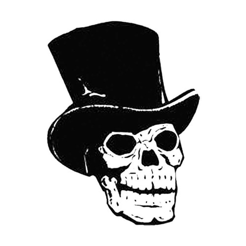 Skulls Decal