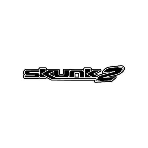 Skunk 2 Logo Jdm Decal