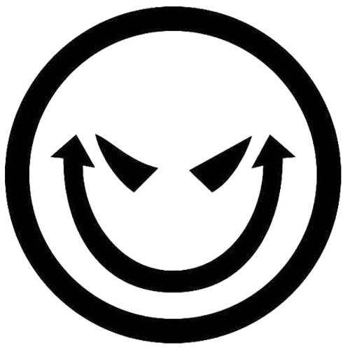 Smiley Face Evil JDM