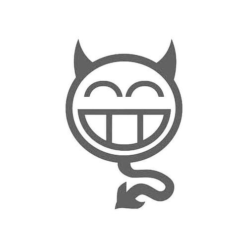 Smiling Devil Jdm Jdm S Decal