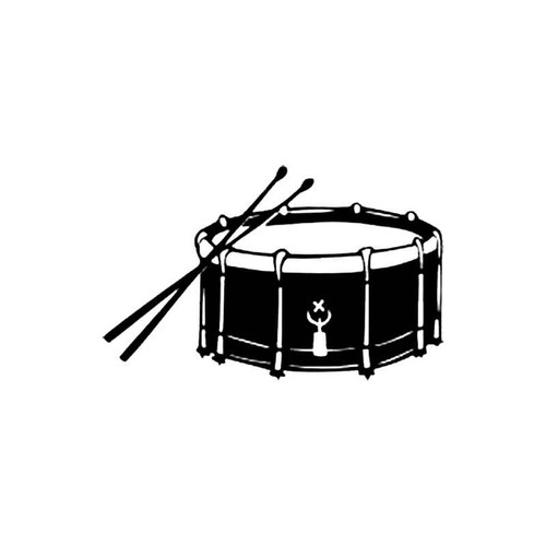 Snare Drum S Decal