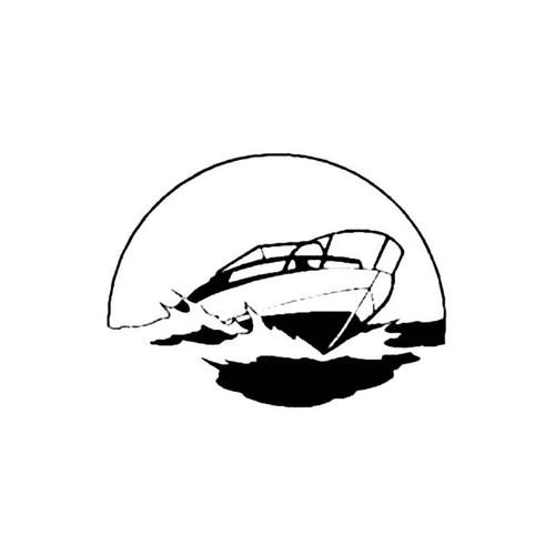 Speedboat S Decal