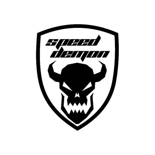 Speed Demon Jdm Jdm S Decal