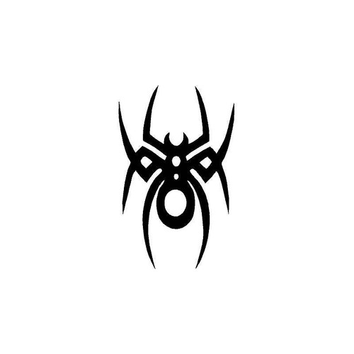 Spider 4 Decal