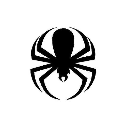 Spider 5 Decal