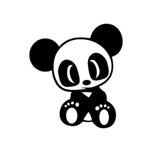 Staring Panda Jdm Jdm S Decal