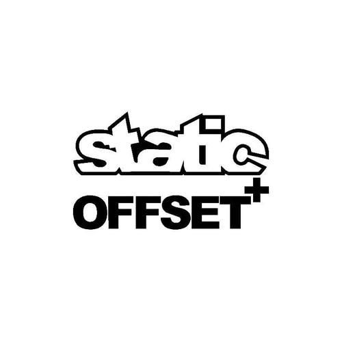 Static Offset Decal
