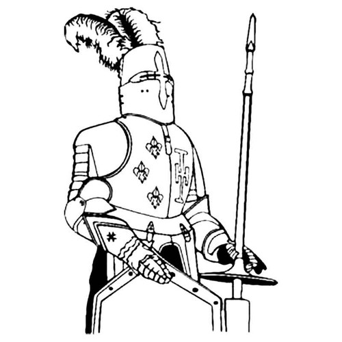 Suit Of Armour C S Decal
